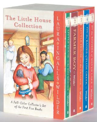 The Little House Collection By Wilder, Laura Ingalls